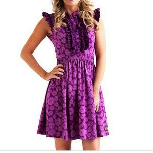 Matilda Jane Magnolia Dress cotton blend size M